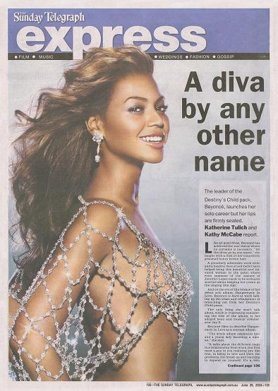 Sunday Telegraph Express